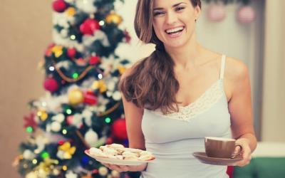 Disfruta de la Navidad sin engordar