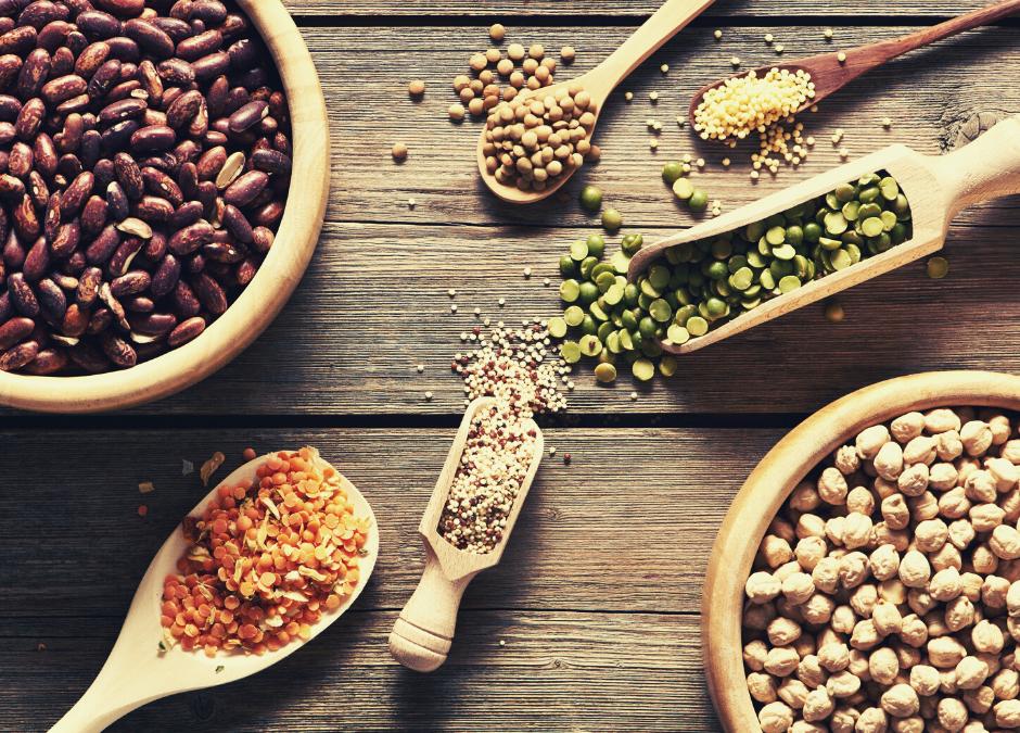 Los beneficios de comer legumbre