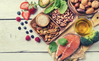 7 alimentos para bajar el colesterol